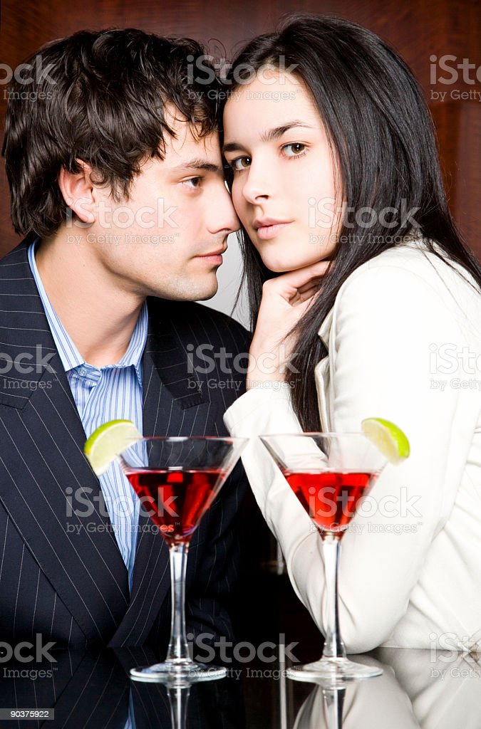 Female and Male stock photo