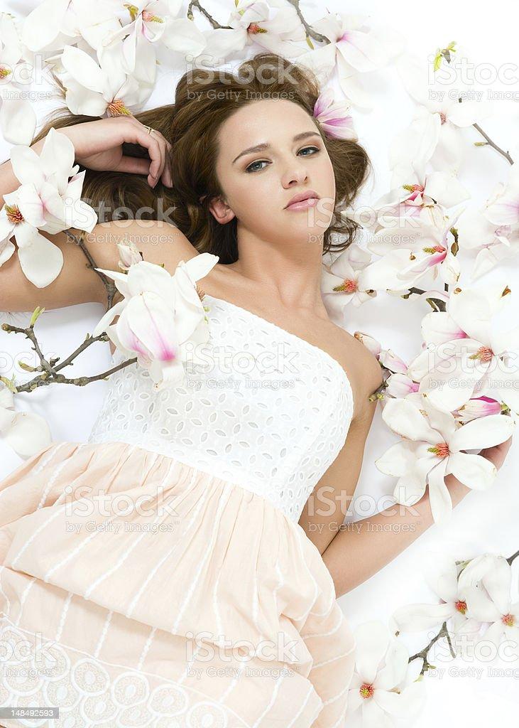 Female Beauty royalty-free stock photo