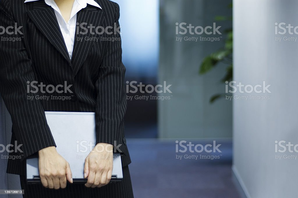 female business executive royalty-free stock photo