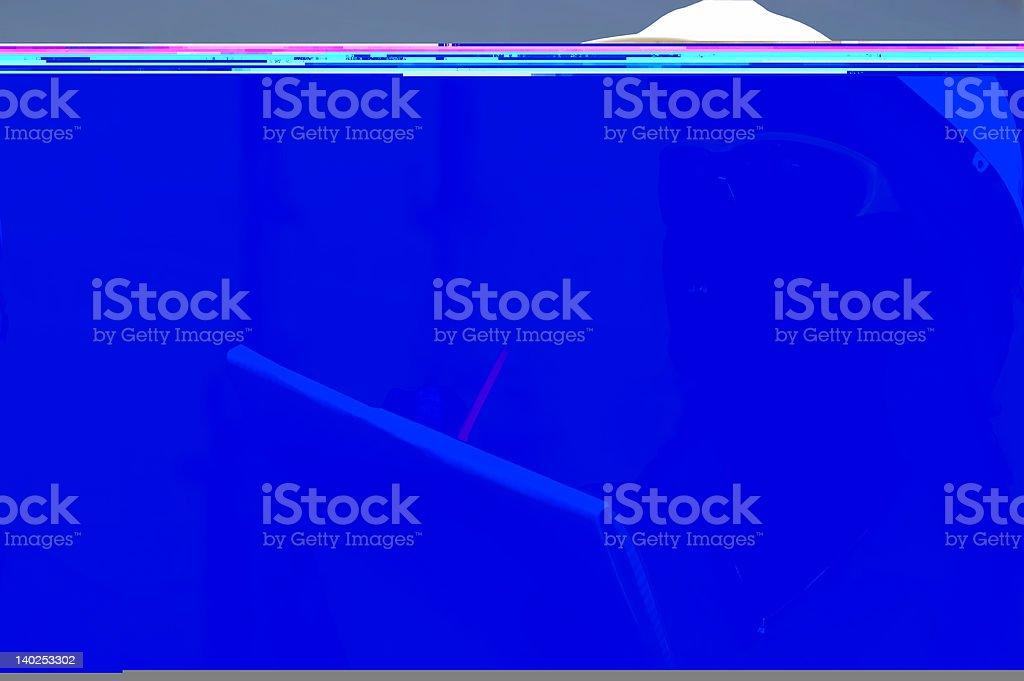 Female engineer stock photo