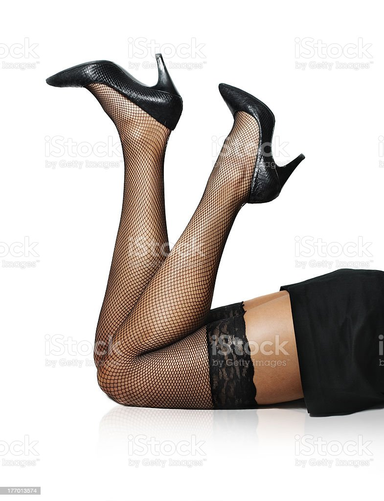 Female Legs royalty-free stock photo