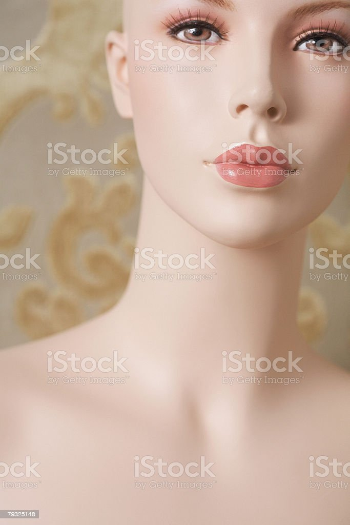 Female mannequin royalty-free stock photo