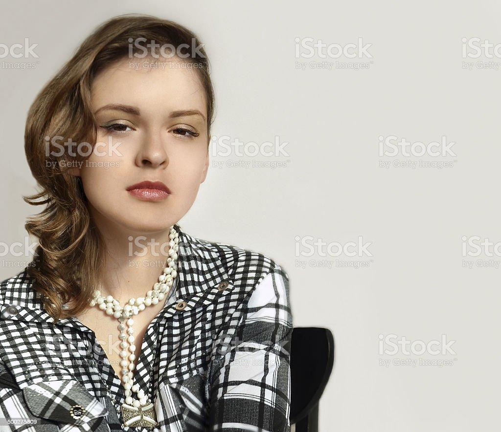 Sexo Feminino foto de stock royalty-free