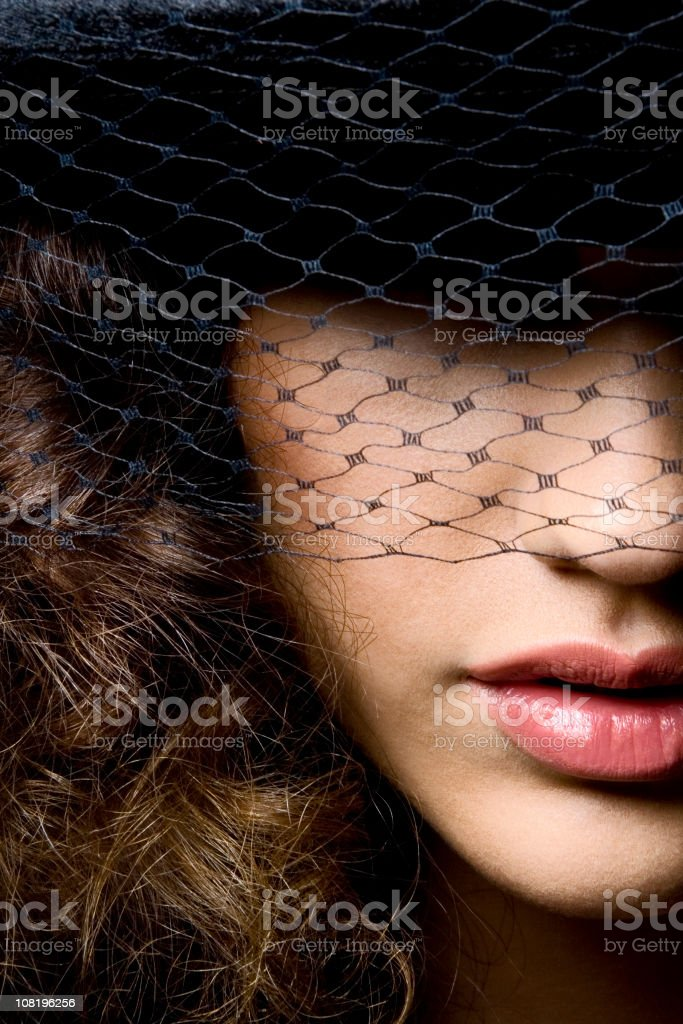 Female Portrait royalty-free stock photo