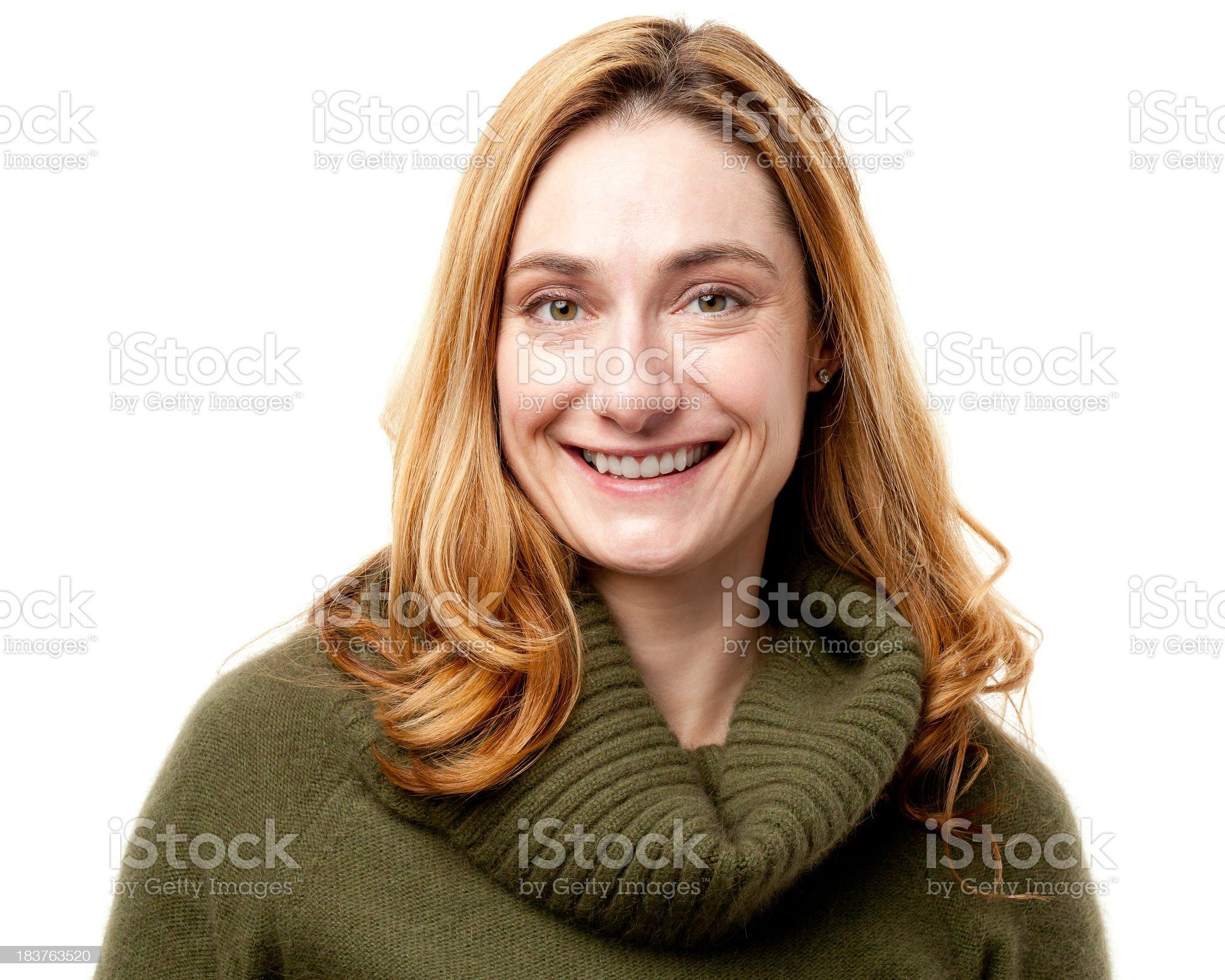 Female Portrait royalty-free stock photo