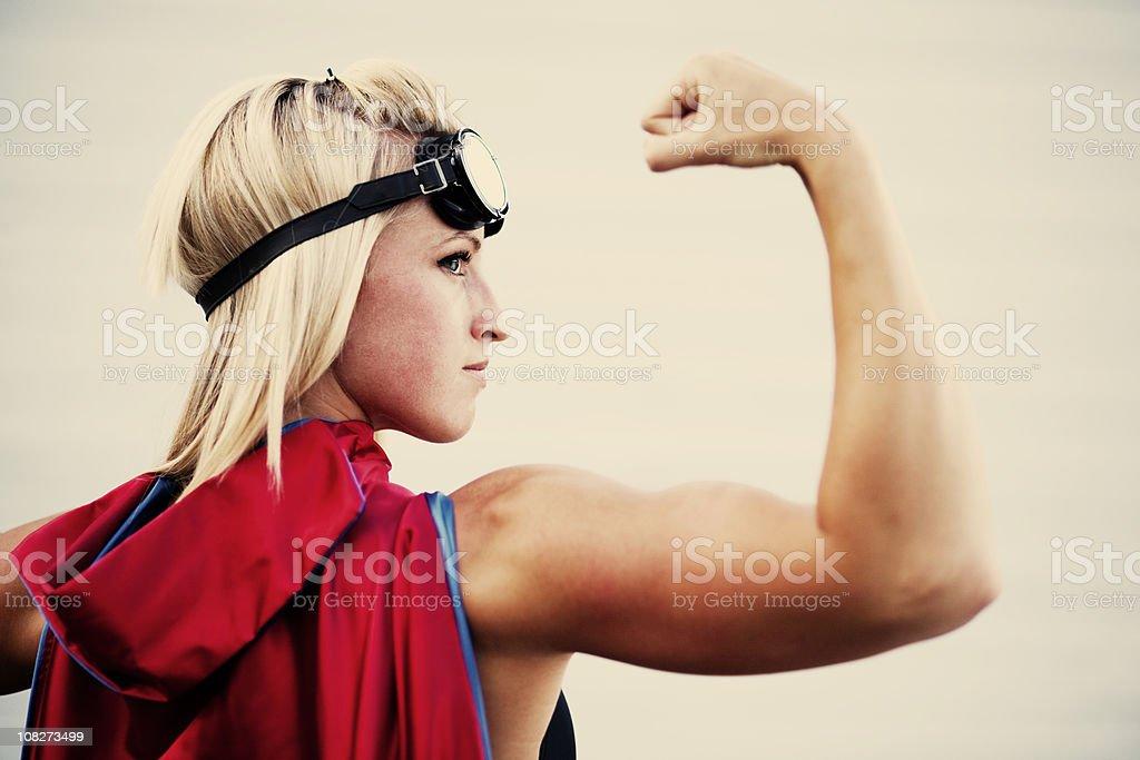 Female Power royalty-free stock photo
