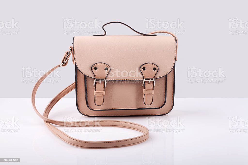 Female purse stock photo