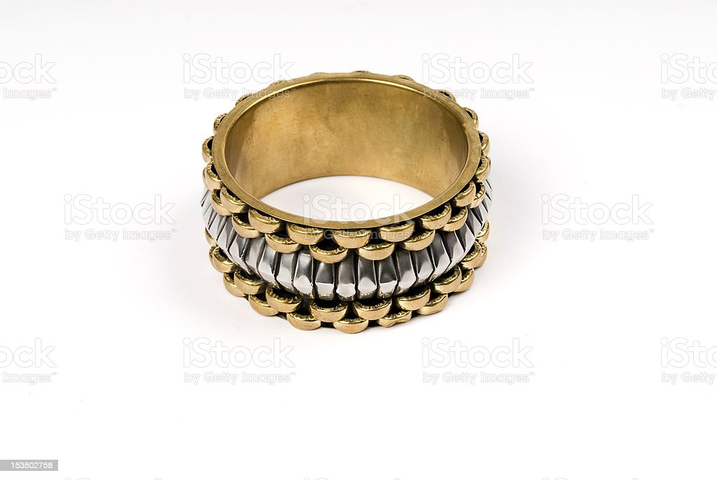 Female ring isolated against royalty-free stock photo