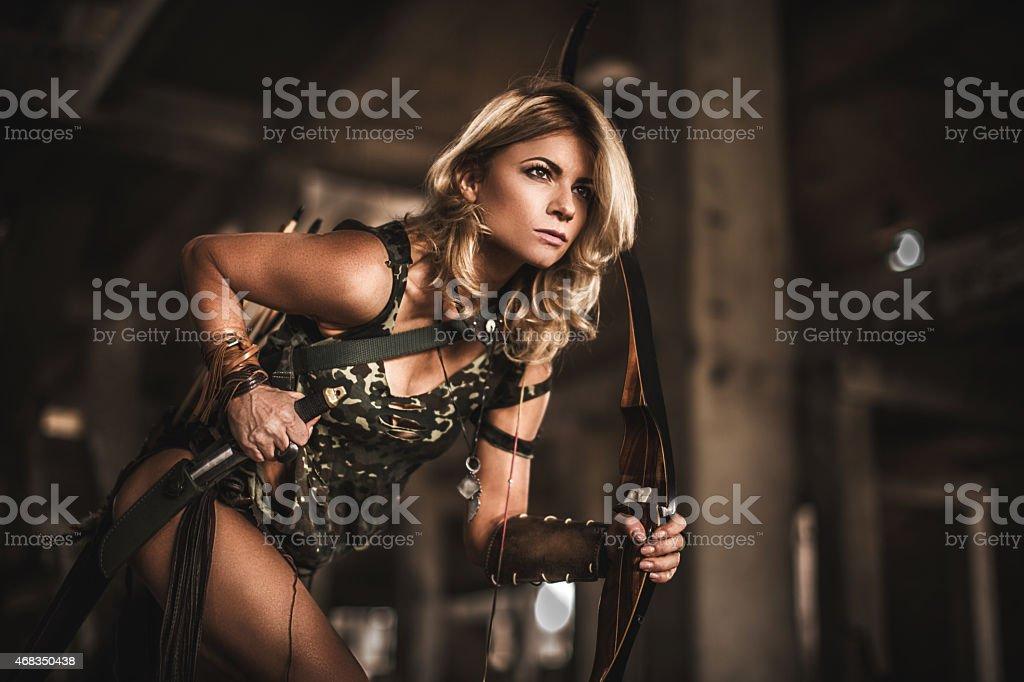 amazon naked warrior women