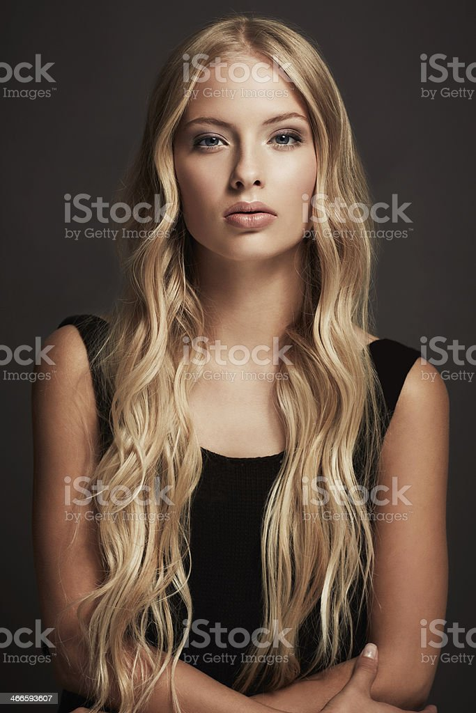 Feminine Beauty stock photo