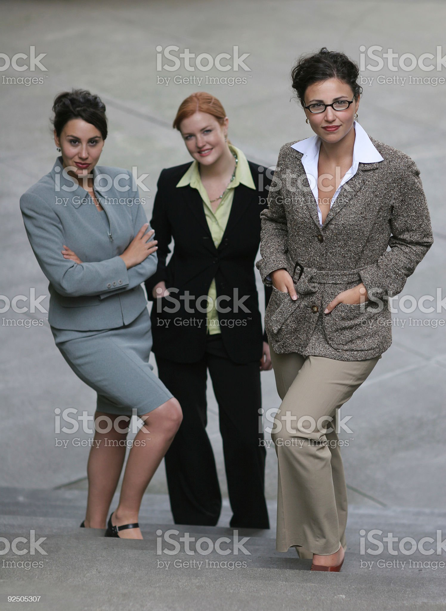 Feminine Business royalty-free stock photo