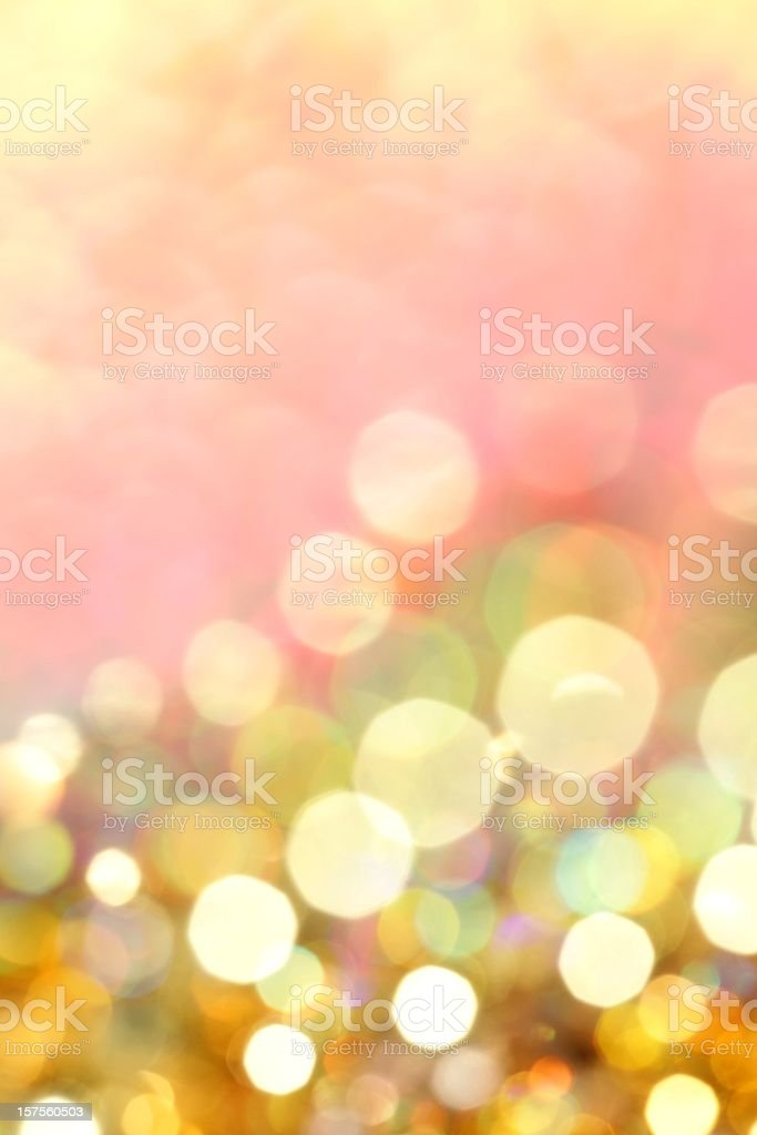 Feminine Sparkle Background stock photo