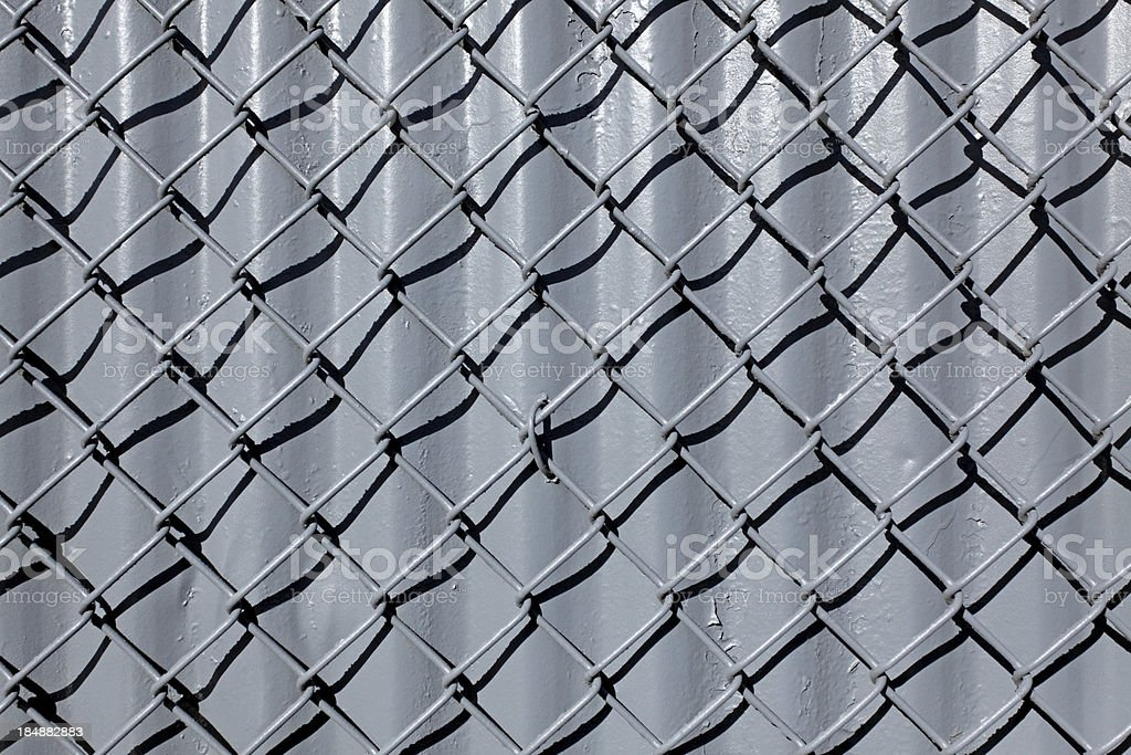 Fence Background stock photo