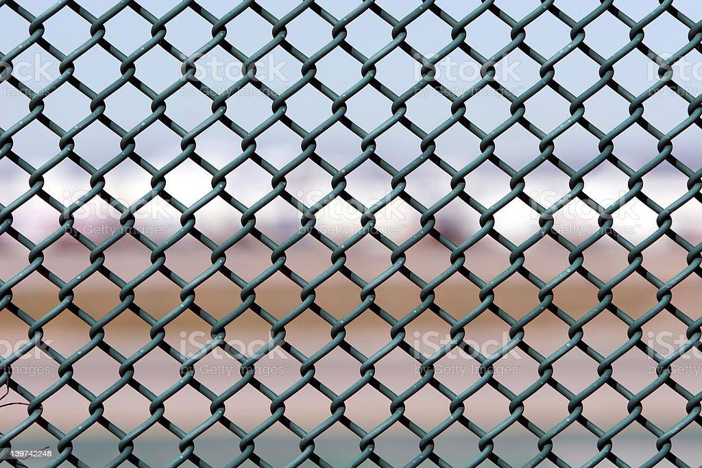 fence royalty-free stock photo