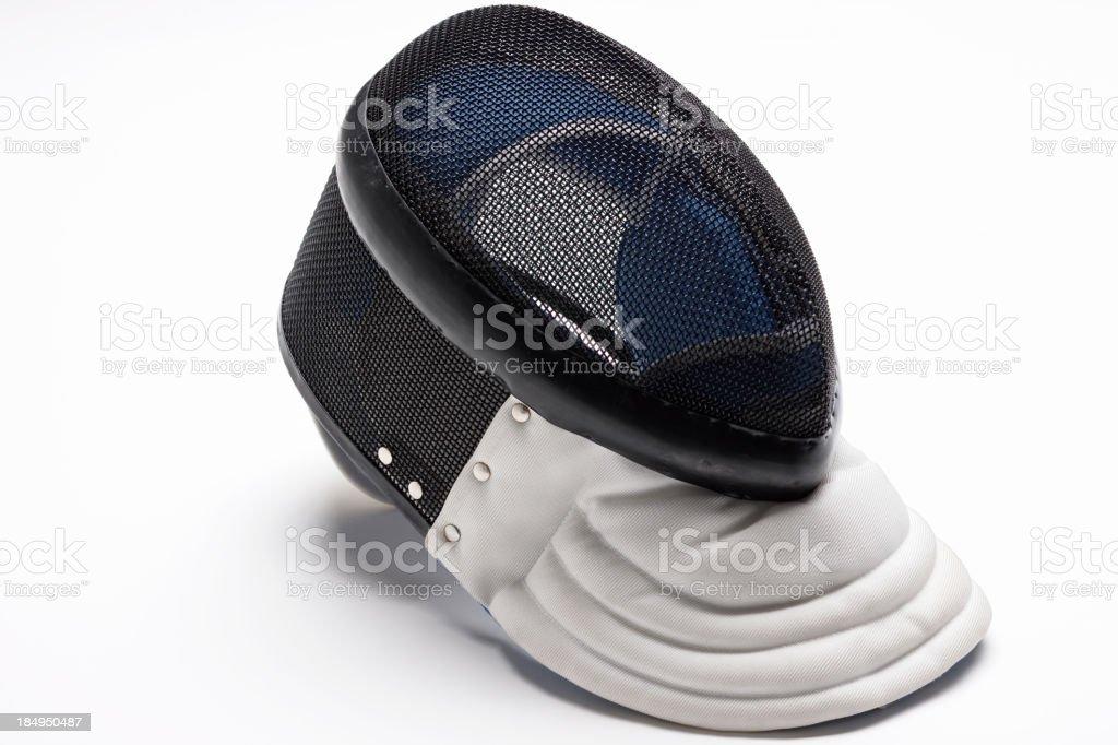 фехтовальная маска для саблистов