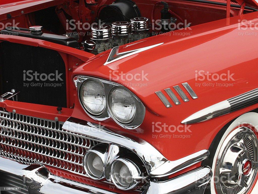 '58 Fender stock photo