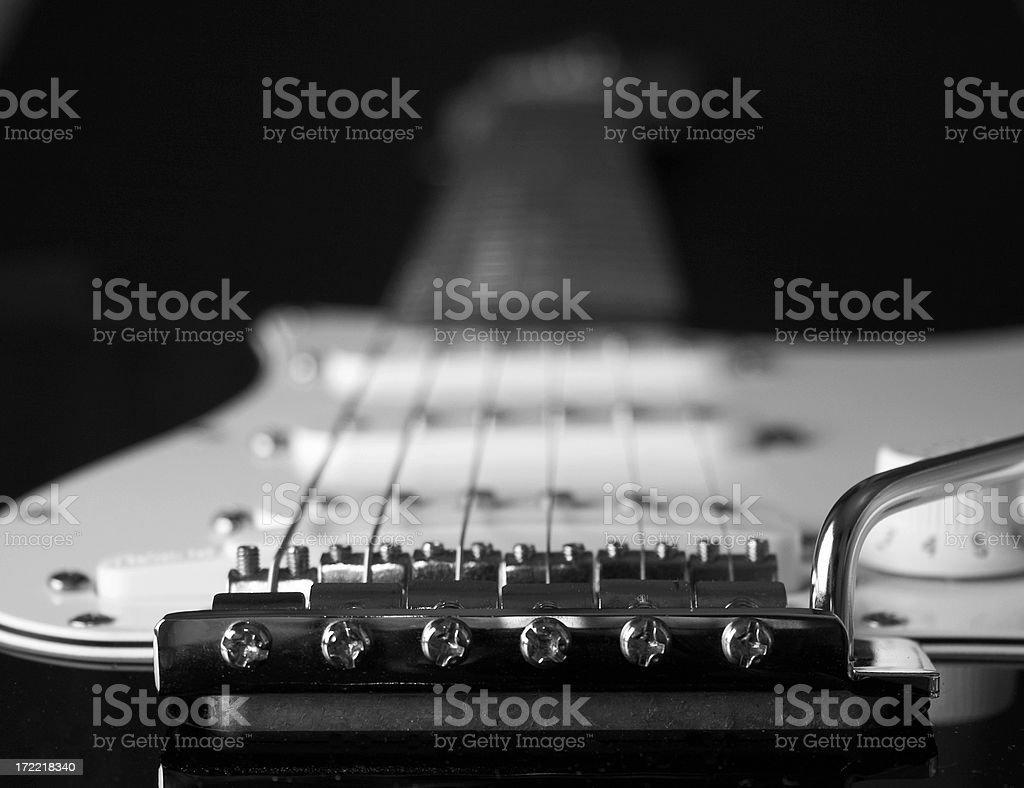 Fender royalty-free stock photo