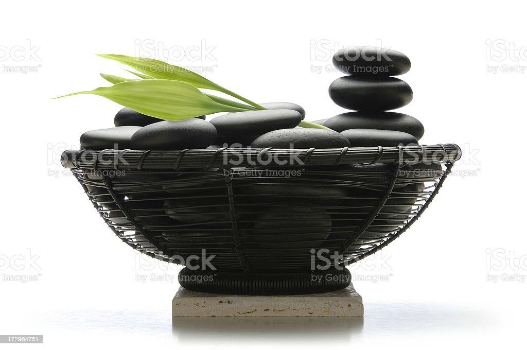 Feng Shui Balance royalty-free stock photo