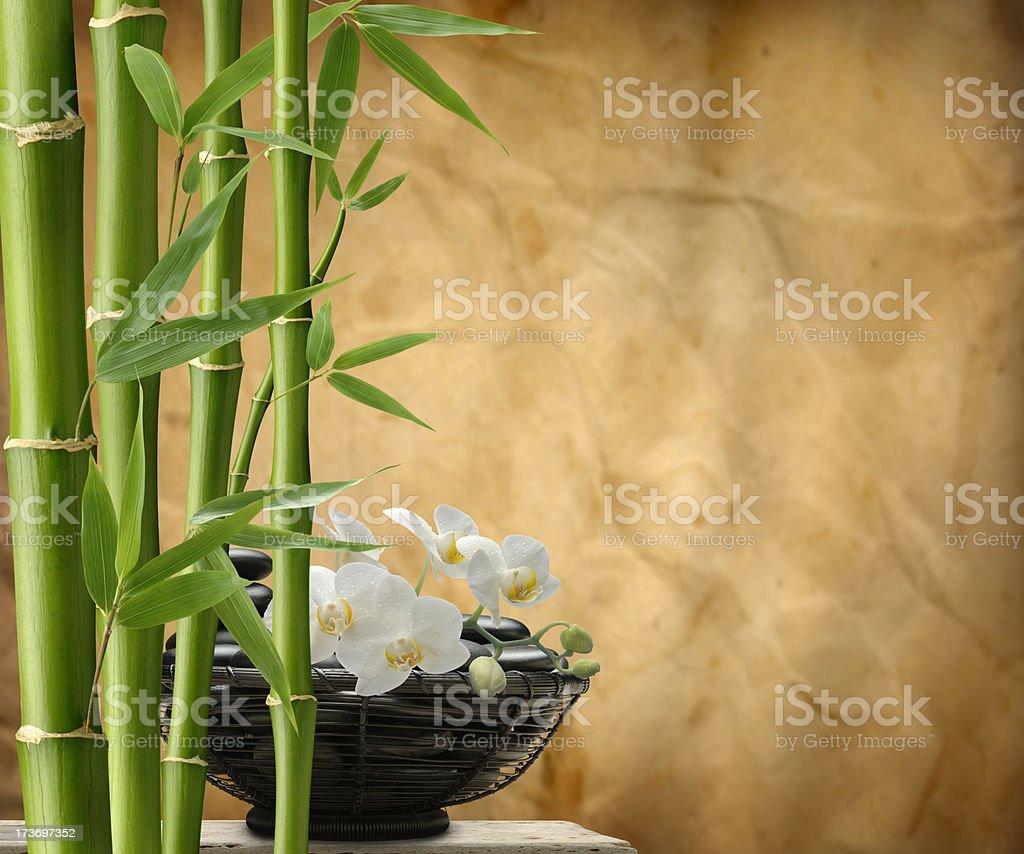 Feng Shui Beauty stock photo