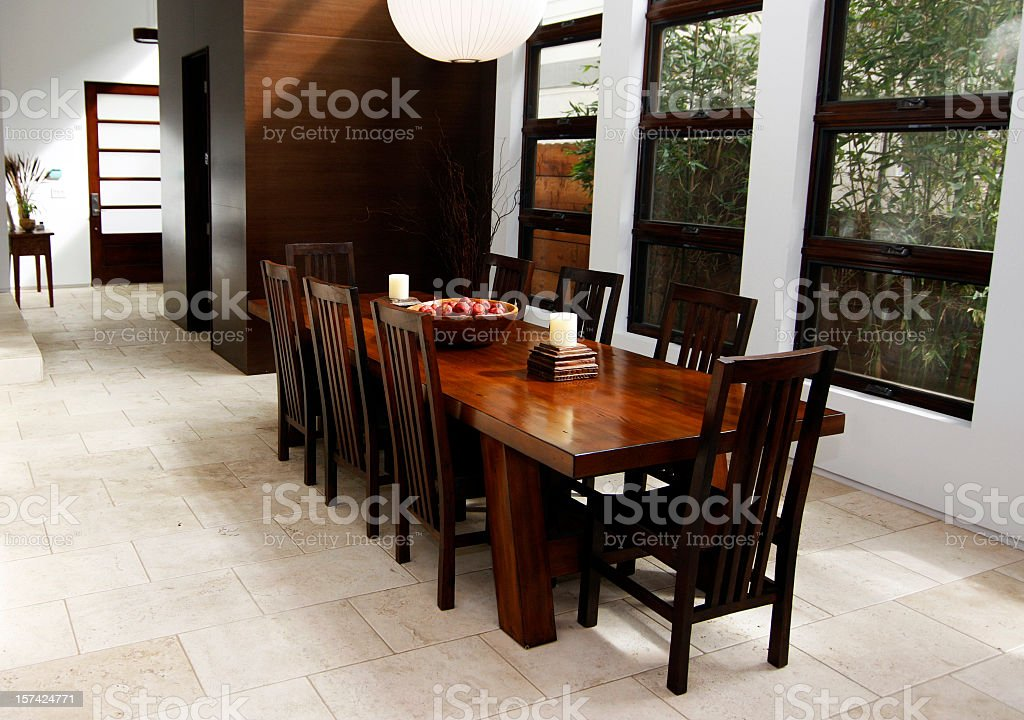 Feng Shui Home royalty-free stock photo