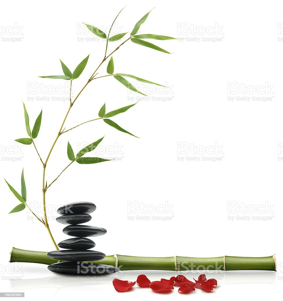 Feng Shui Love royalty-free stock photo
