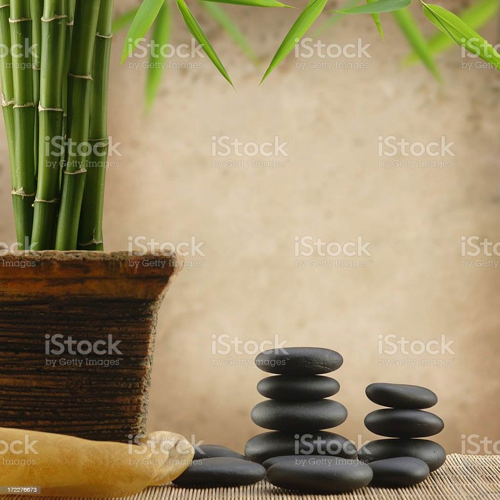Feng Shui royalty-free stock photo