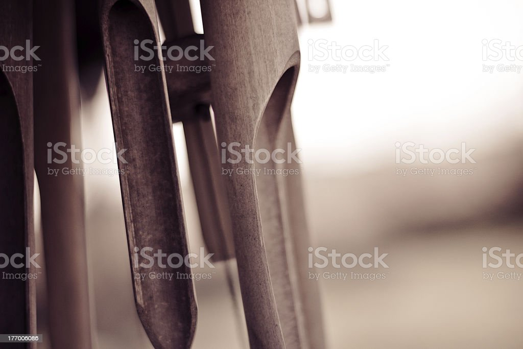 Feng shui wind bells royalty-free stock photo