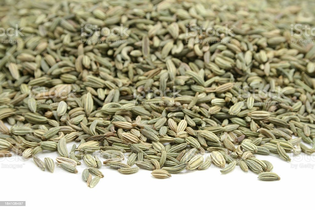 Fennel Seed royalty-free stock photo