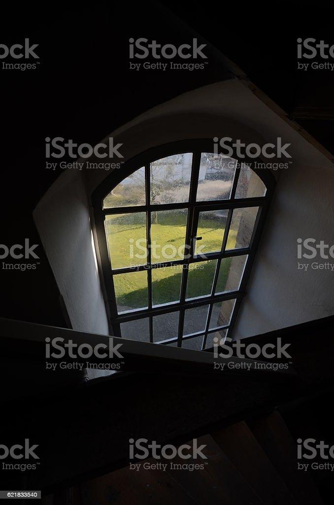 Fenster stock photo