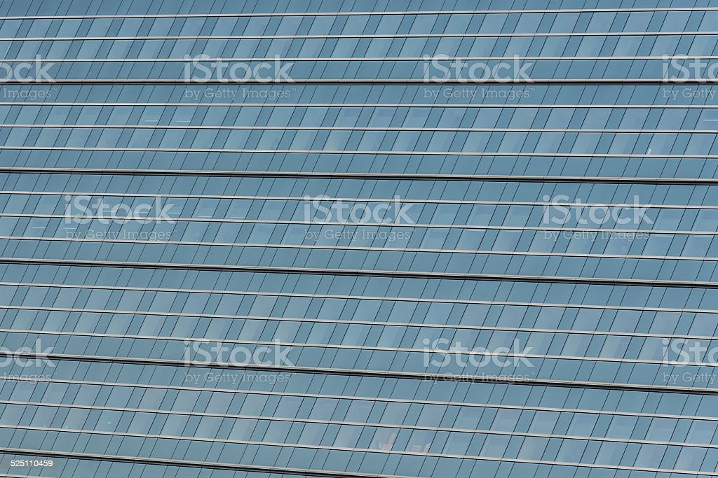 Fensterfront stock photo