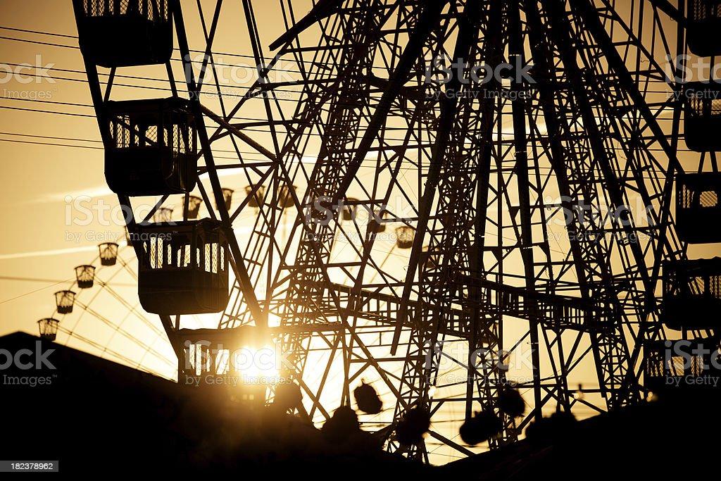 Feria de Abril royalty-free stock photo