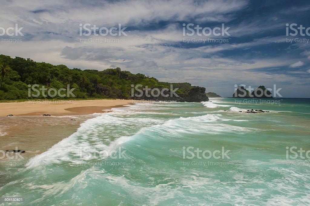 Fernando de Noronha - Brazil stock photo
