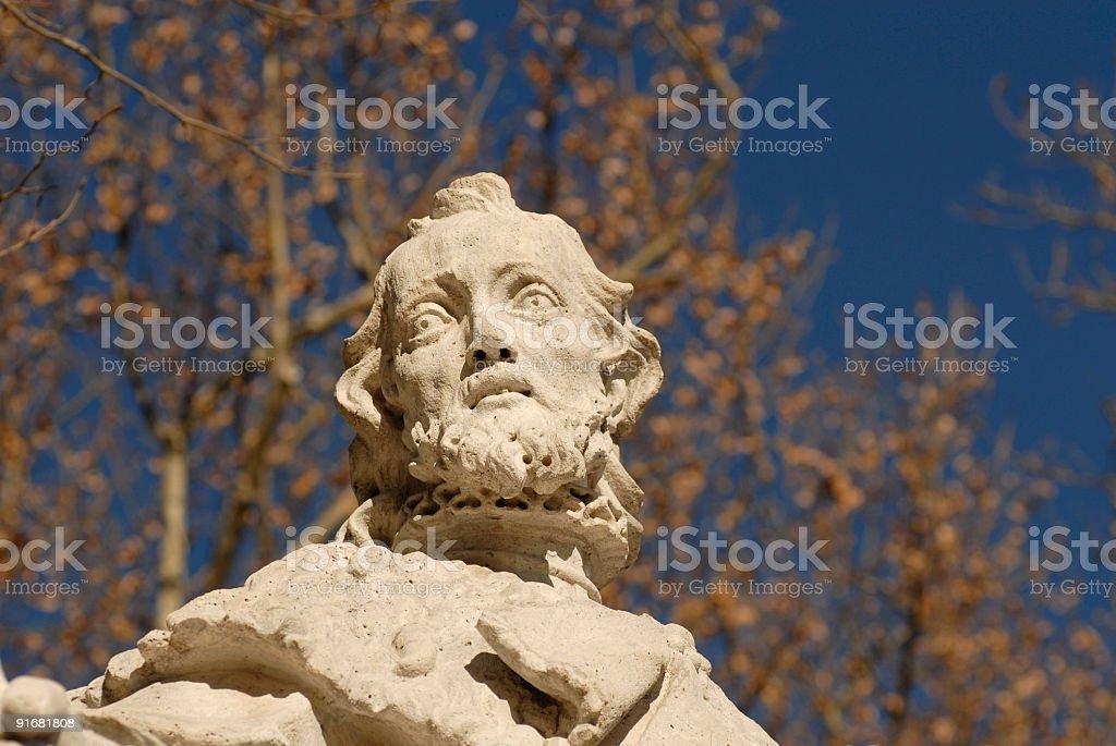 Fernando I Rey de Castilla, Spanish King stock photo