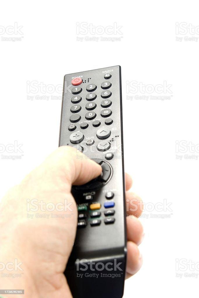 TV Fernbedienung royalty-free stock photo