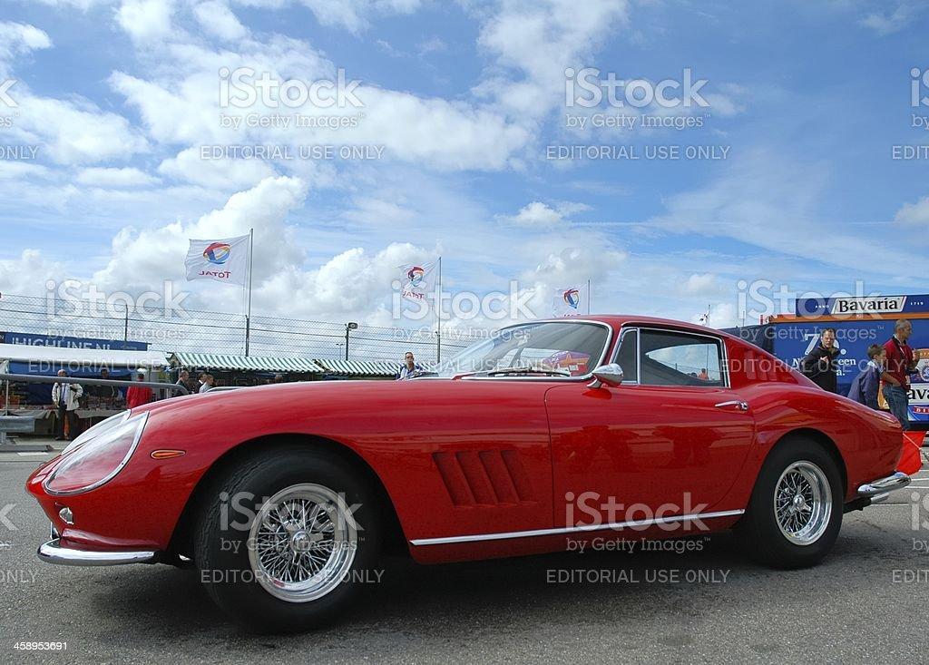 Ferrari 275 GTB stock photo