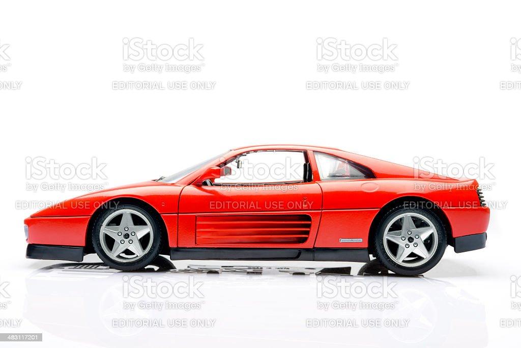 Ferrari 348 TB stock photo