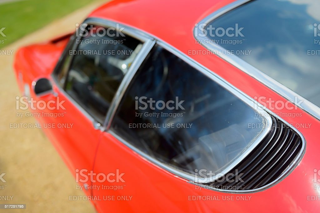 Ferrari 365 GTB/4 Daytona stock photo