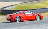 Ferrari 458 Italia exclusive V8 Italian sports car