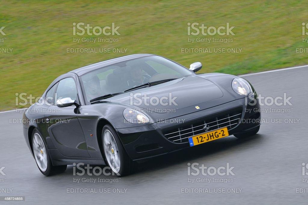 Ferrari 612 Scaglietti stock photo
