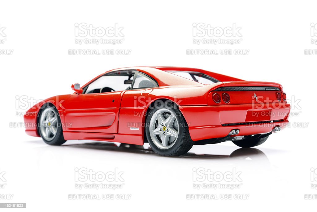 Ferrari F355 Berlinetta royalty-free stock photo