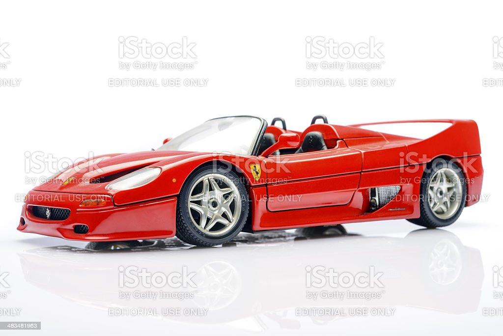 Ferrari F50 stock photo