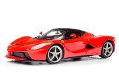 Ferrari LaFerrari hybrid sports car model car