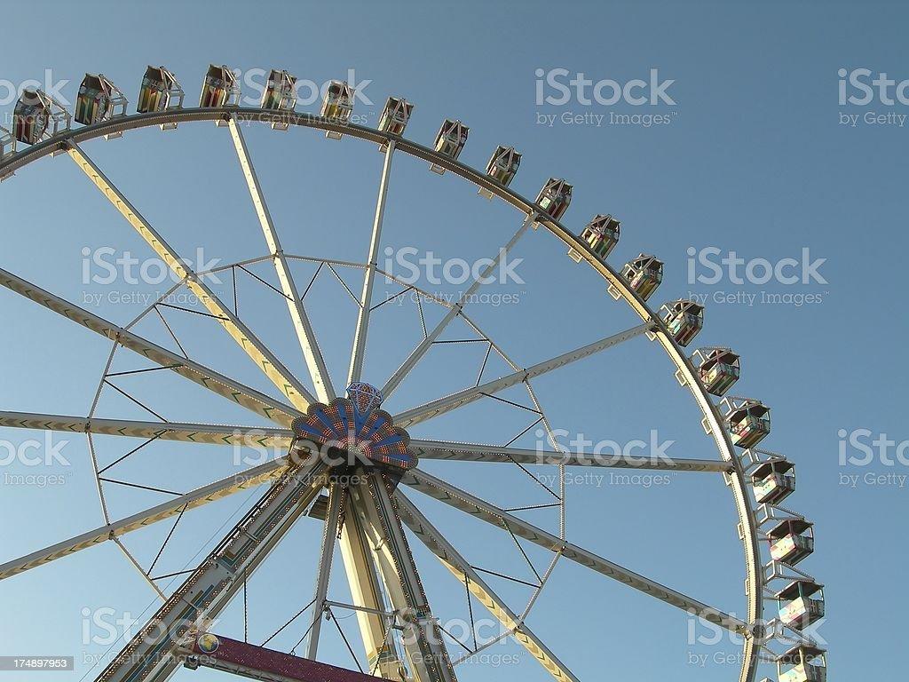 Ferris Wheel 02 royalty-free stock photo