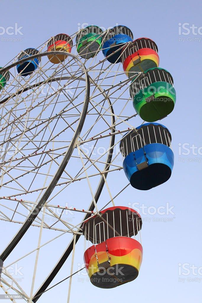 Ferris Wheel Fairground Ride royalty-free stock photo