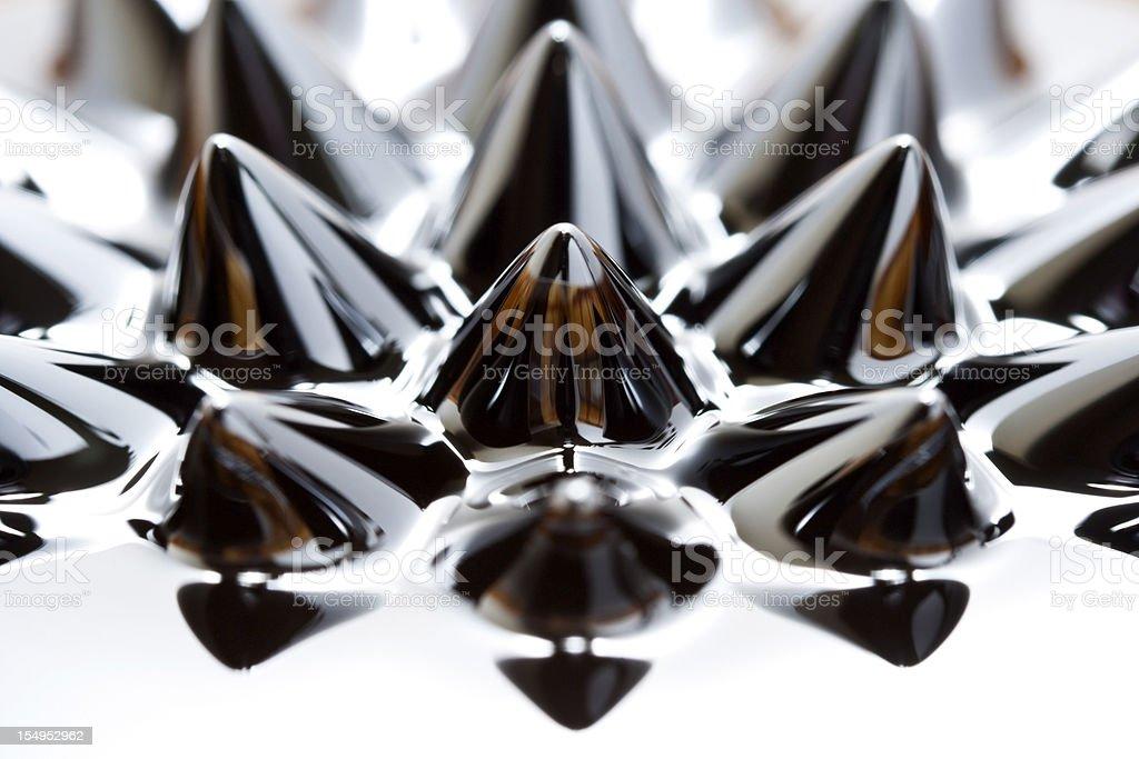 ferrofluid stock photo