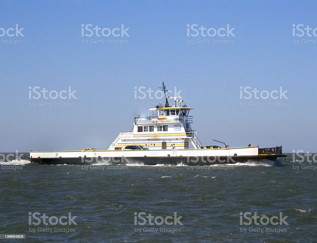 Ferry Boat stock photo