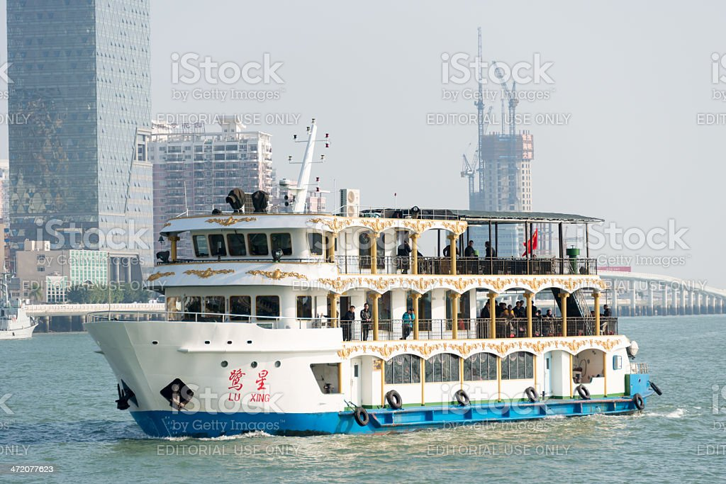 Ferry foto royalty-free