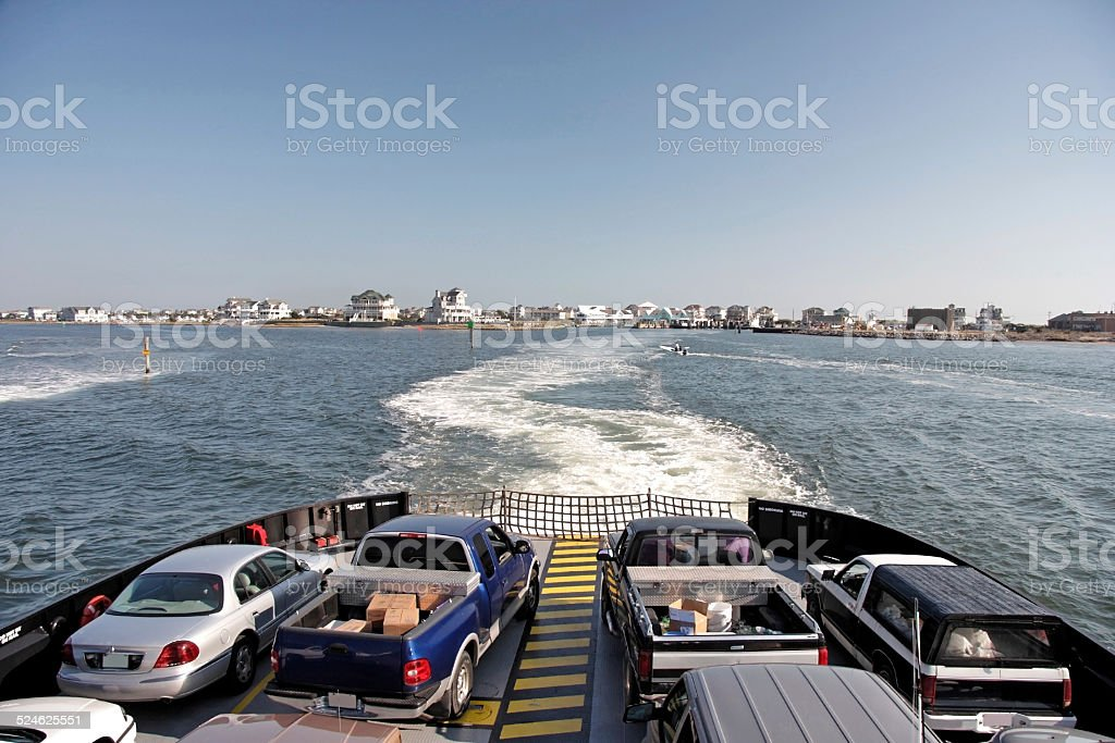 Ferry Transportation stock photo