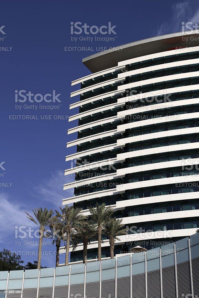 Festival City in Dubai, stock photo