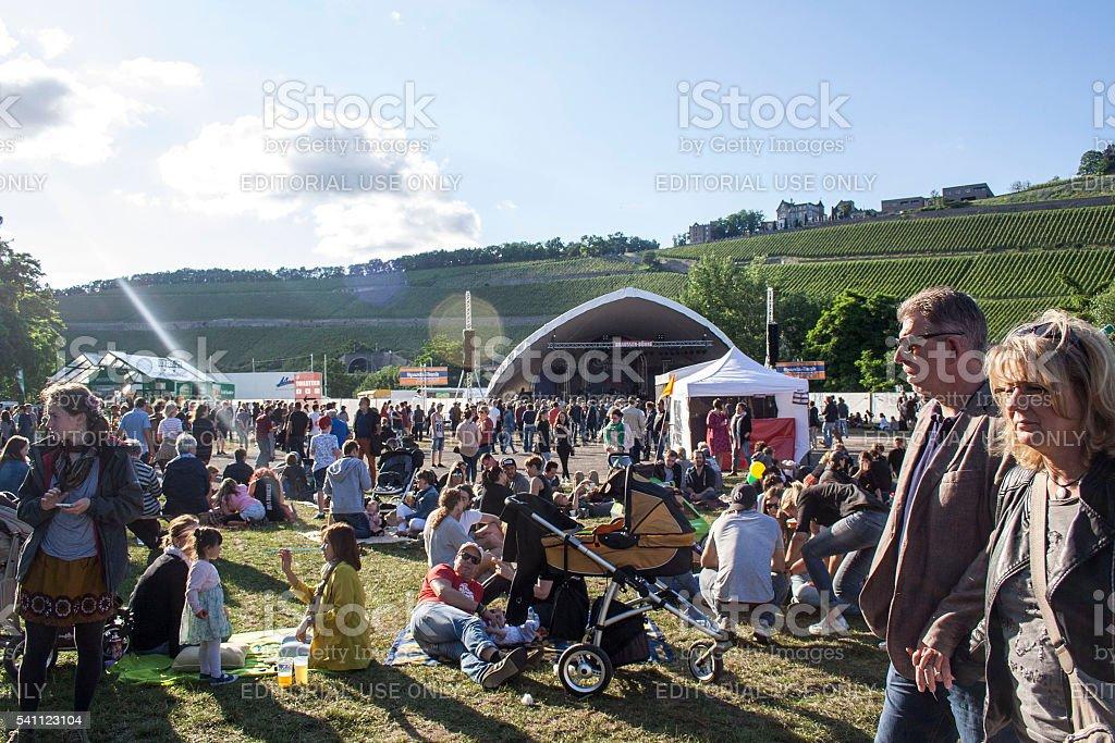 Festival stock photo